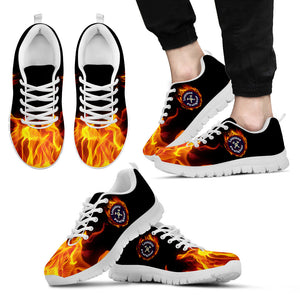 Men's Louisiana Firefighter Sneaker