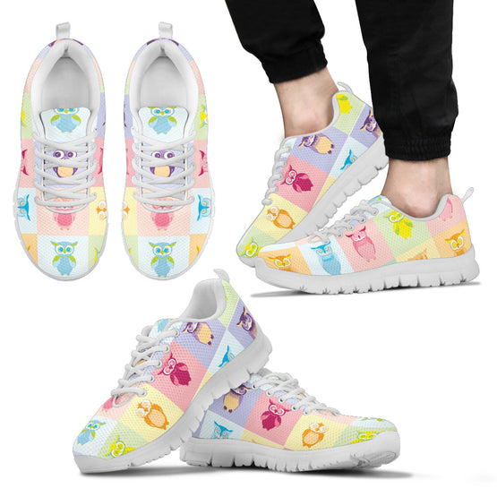 Women's Wise Owls Sneaker