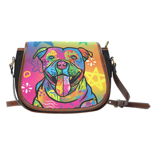 Pitbull Saddle Bag