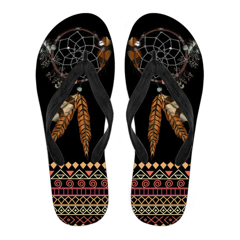 Image of Tribal Dream Dreamcatcher Flip Flop
