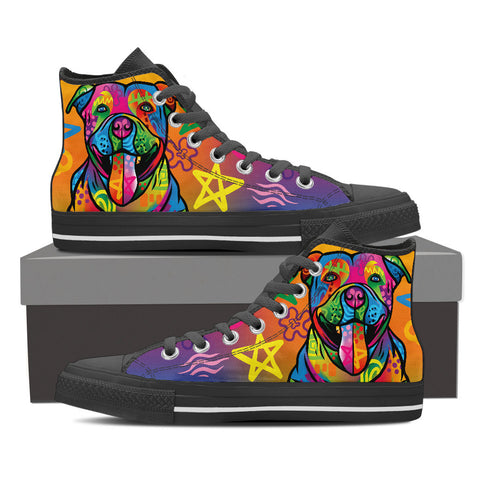 Image of Pitbull Hightop Women's Shoe