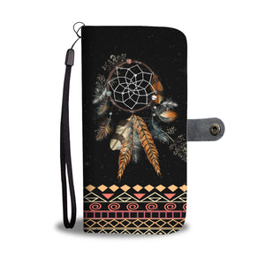 Tribal Dream Wallet Phone Case