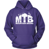 Image of Mountain Biking Unisex Hoodie