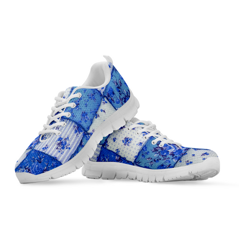 Image of Puffy Quilt Sneakers