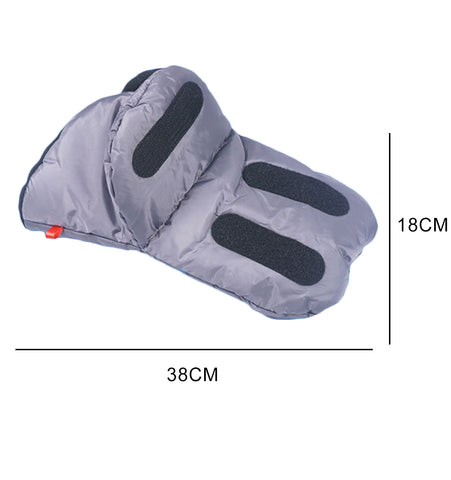 Image of Polar Fleece Stroller Mittens