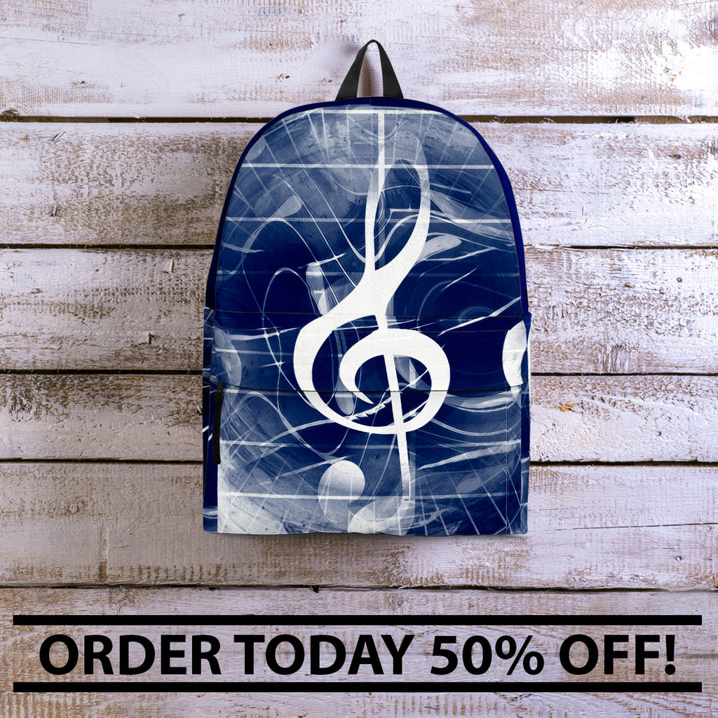 Love Music Backpack