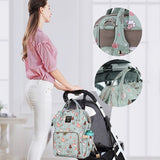 Large Capacity Designer Diaper Bag