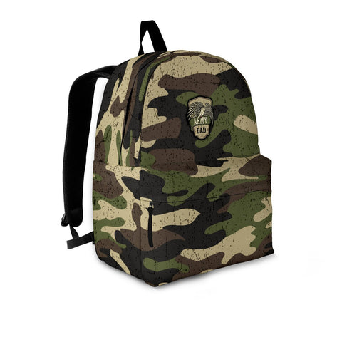 Image of Camouflage Backpack