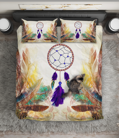 Dreamcatcher Duvet Cover and Pillowcases