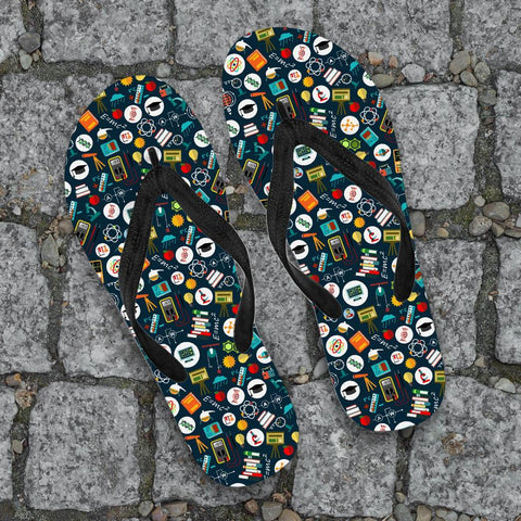 Image of Teacher Flip-Flops