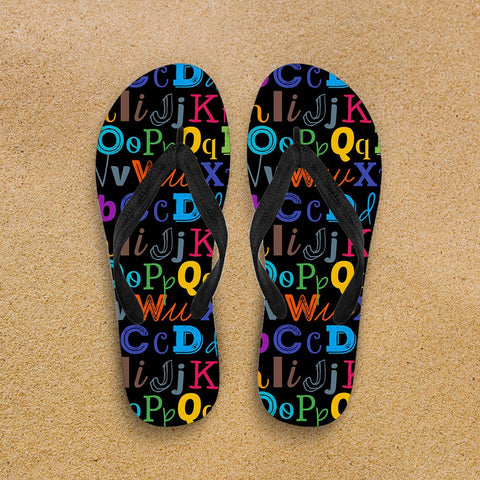Image of I Teach Flip-Flops