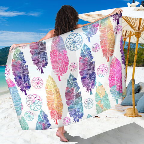 Image of Feather Dream Sarong