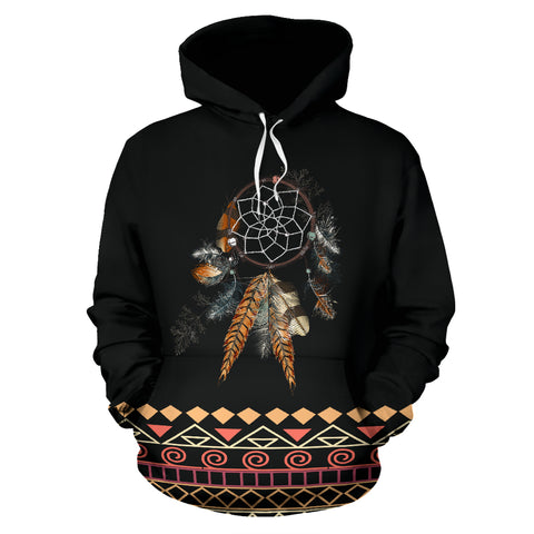 Tribal Dream Hoodie Sweatshirt