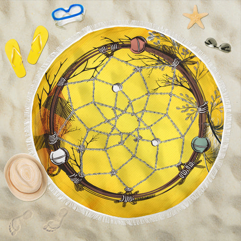 Image of Dreamcatcher Beach-Picnic Blanket