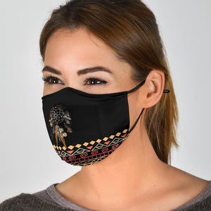 Tribal Dream Face Mask