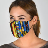Sewing Fabric Face Mask