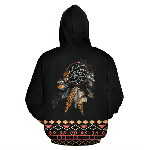 Image of Tribal Dream Hoodie Sweatshirt