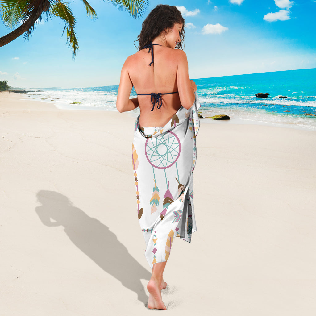 Arrow and Feathers Sarong