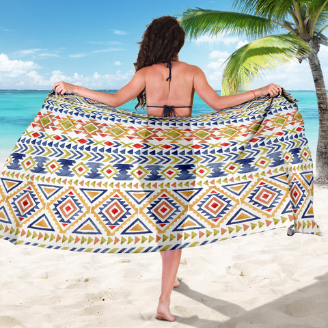 Image of Tribal Blanket Sarong