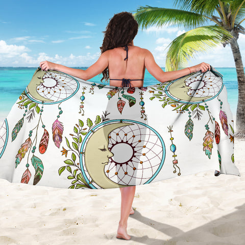 Image of Sleeping Moon Dreamcatcher Sarong