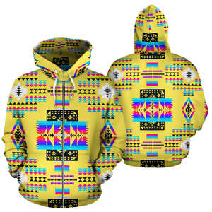 Seven Tribes Canyon River II Sokapi Zipper Hoodie