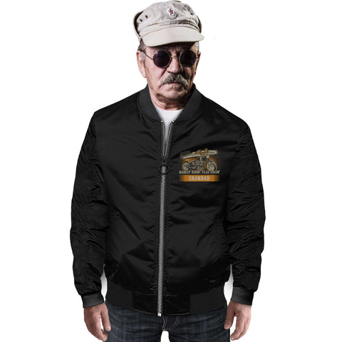 Image of Grandad Bomber Jacket
