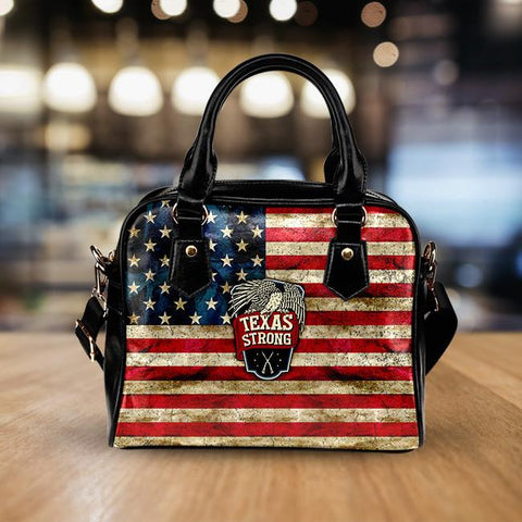 Image of Texas Strong Handbag