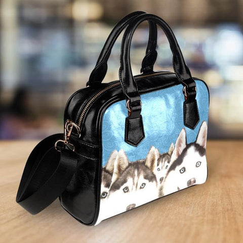 Image of Huskies Handbag