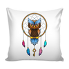 Image of Dreamcatcher Owl Pillow Cover