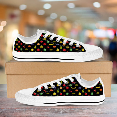 Image of Bitmap Fruit Women Low Cuts