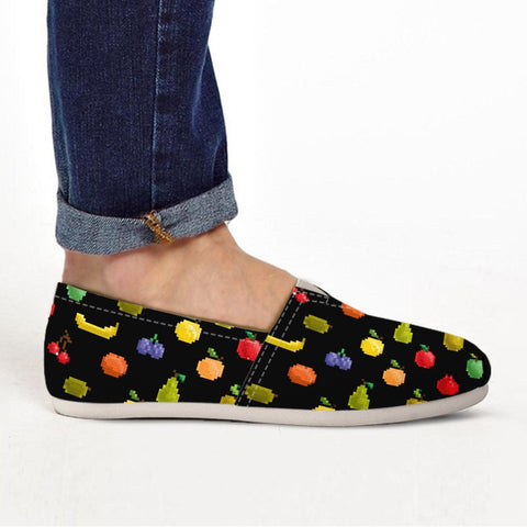 Bitmap Fruit Ladies Casuals