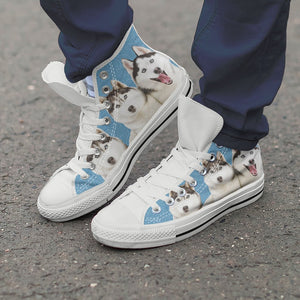 Huskies High Tops