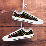 Bitmap Fruit Women Low Cuts