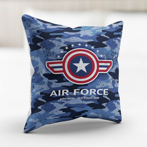 Image of Air Force Pillowcase