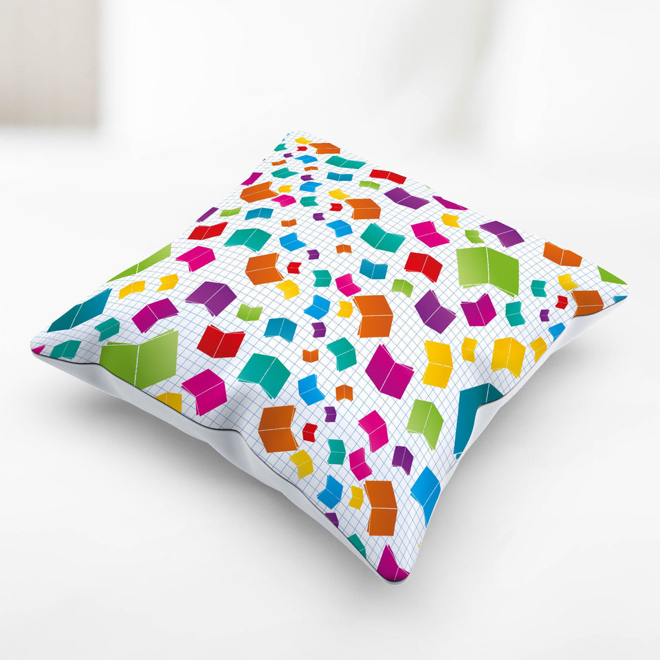 Books Pillowcase