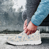Women's Sewing Sneakers