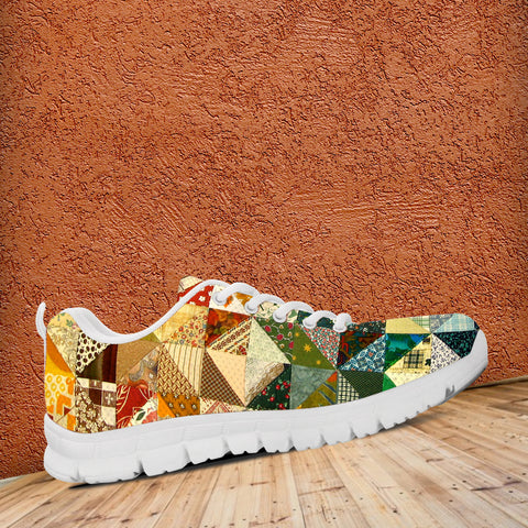 Triangle Multicolor Sneaker
