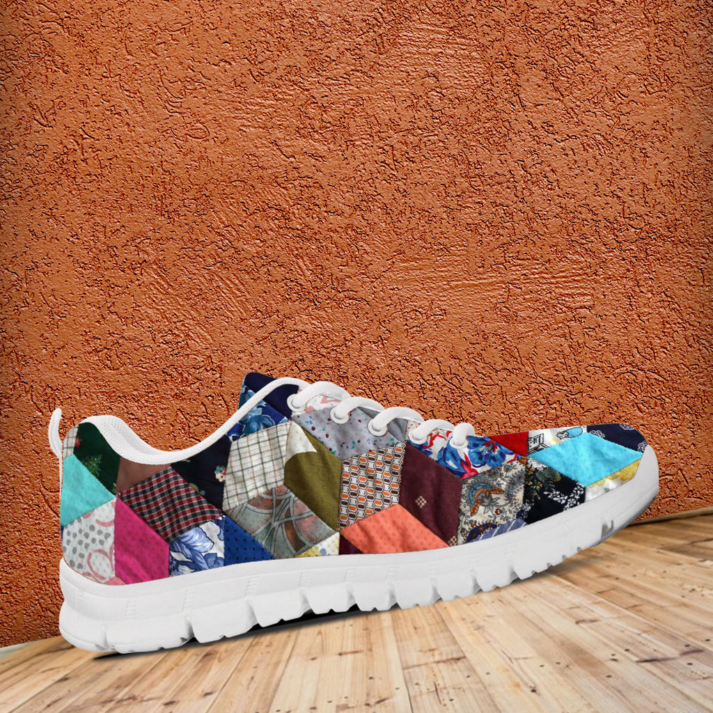 3D Cube Sneakers