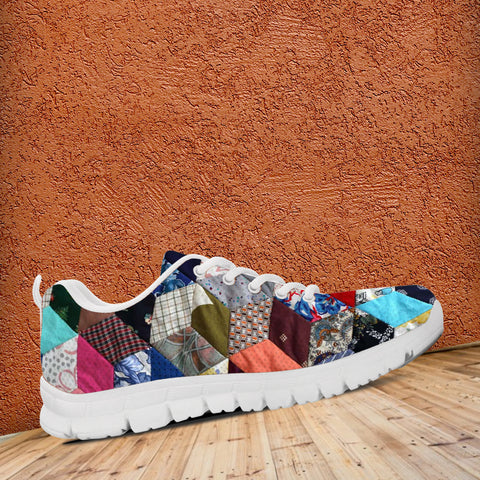 Image of 3D Cube Sneakers