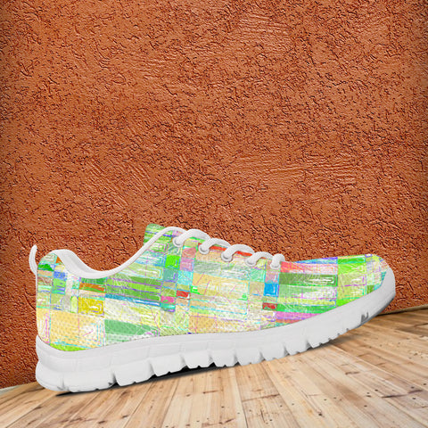 Image of Pastel Quilt Sneaker