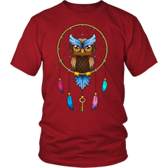 Dreamcatcher Owl T-Shirt