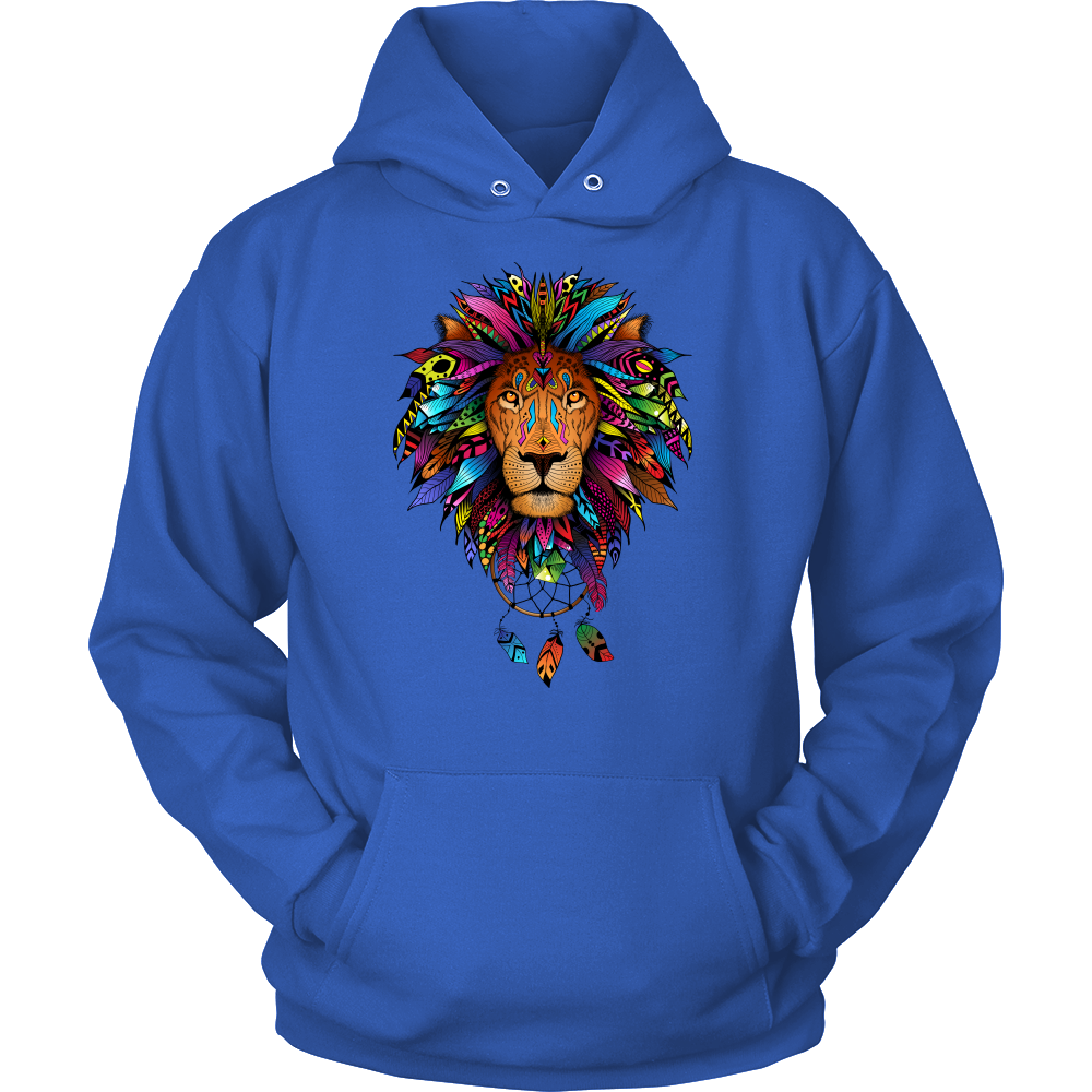Dreamcatcher Lion Hoodie or T-shirt