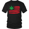 Image of Weed Flag T-shirts or Hoodie