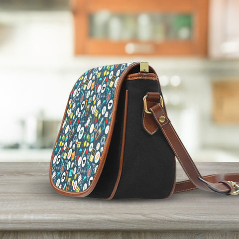 Image of Teacher Saddle Bag