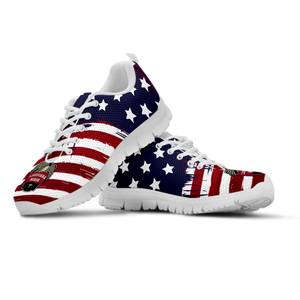 American Patriot Women's Nurse Shoes