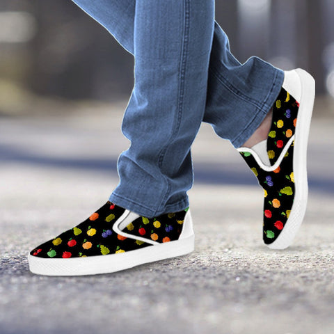 Image of Bitmap Fruit Slip Ons