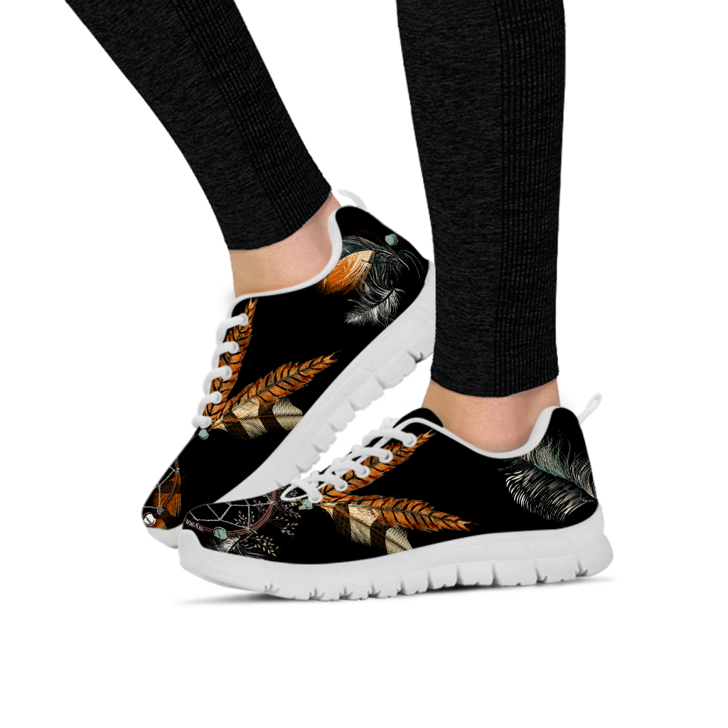 Women's Dreamcatcher Feather Sneaker