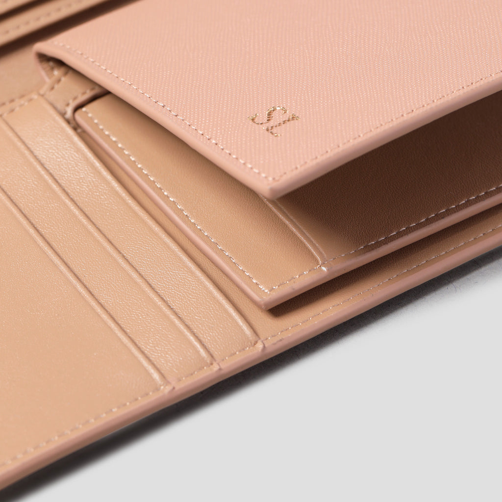 Nude Travel Wallet