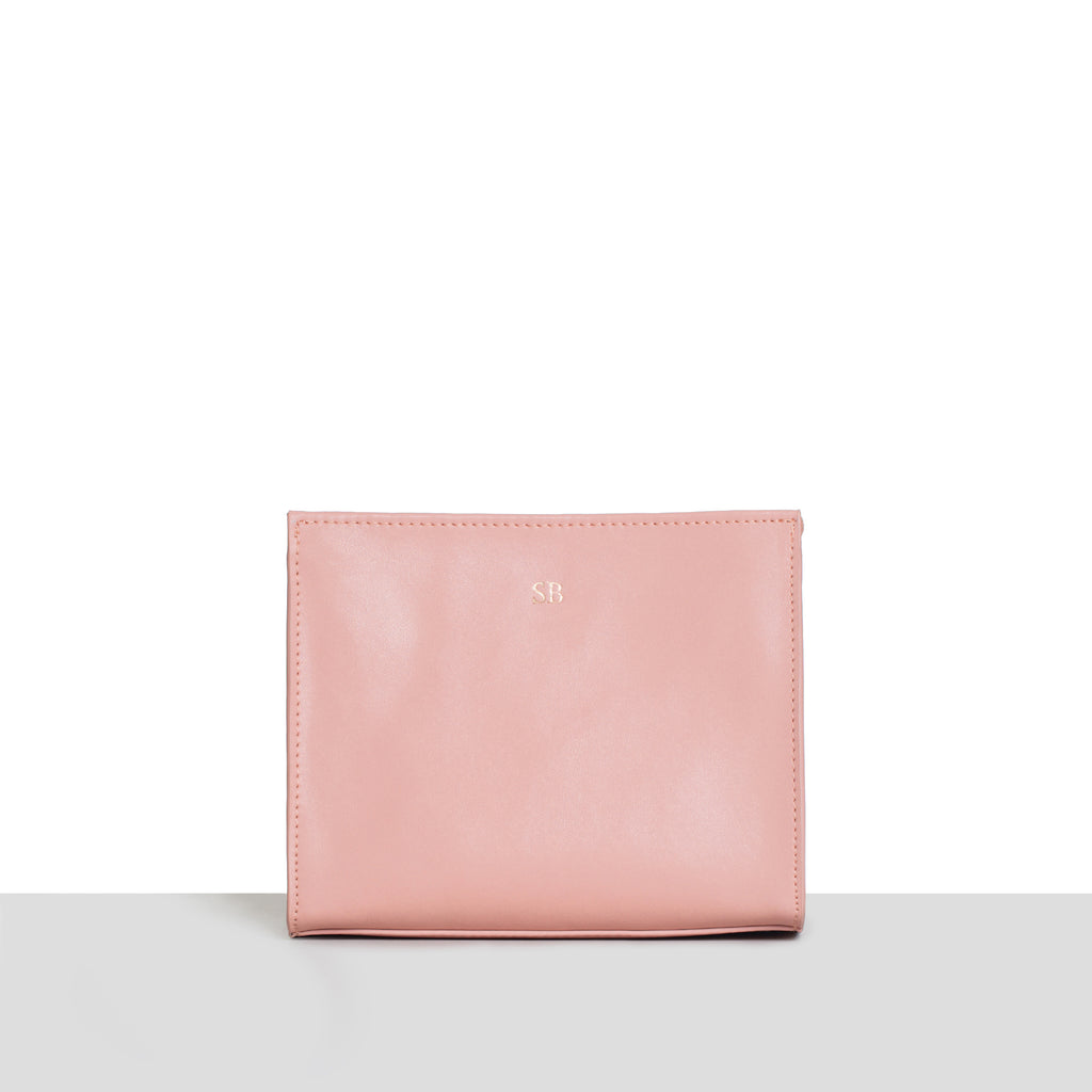 Nude Smooth Cosmetic Bag