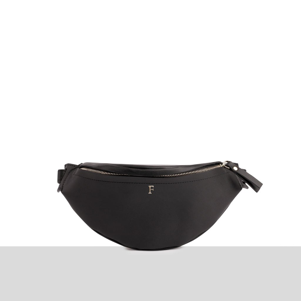 Barcelona Bumbag in Black